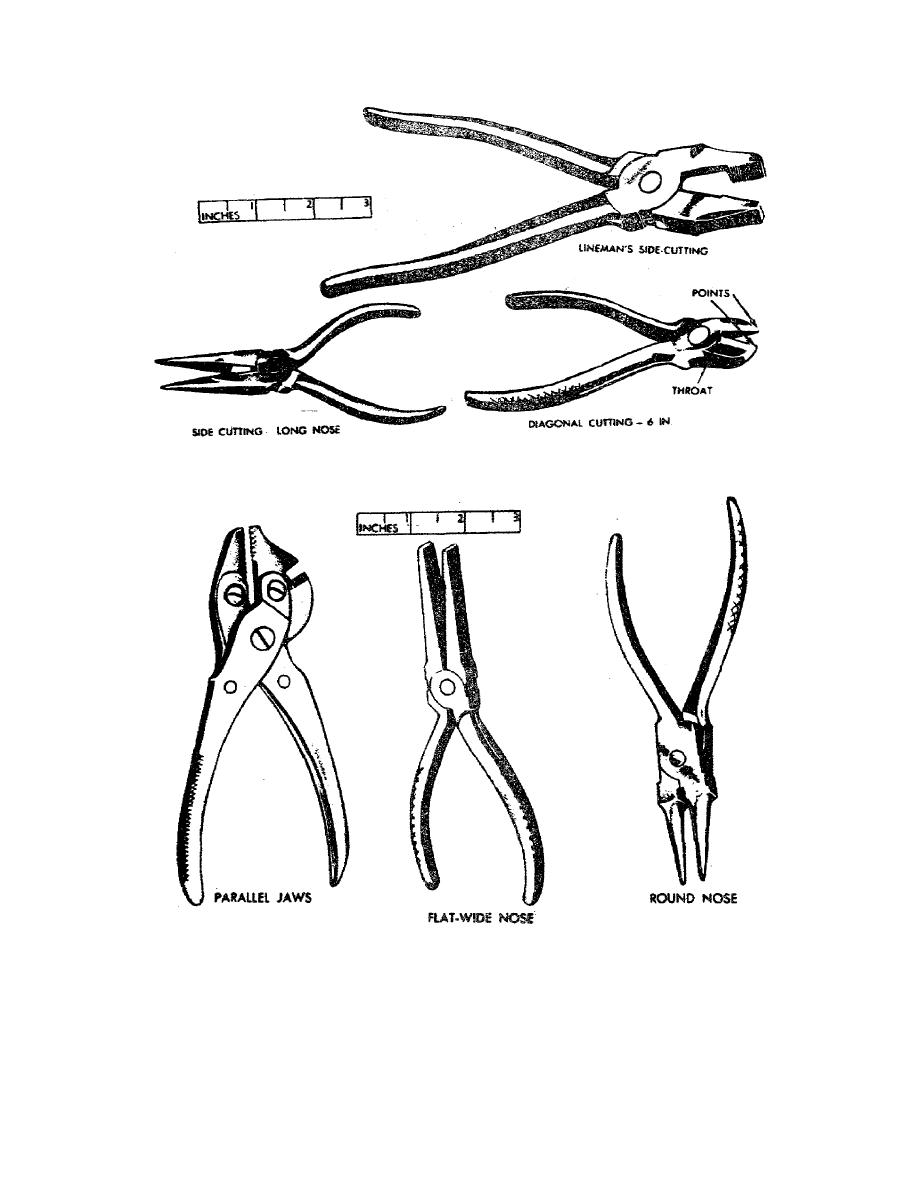 Side Cutting Plier Drawing | www.pixshark.com - Images ...