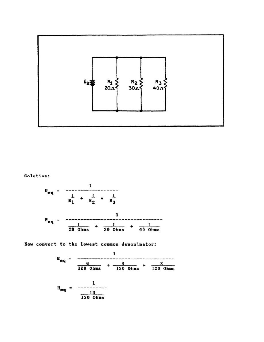 Figure 51. Example Of Parallel Circuit With Unequal Branch ...
