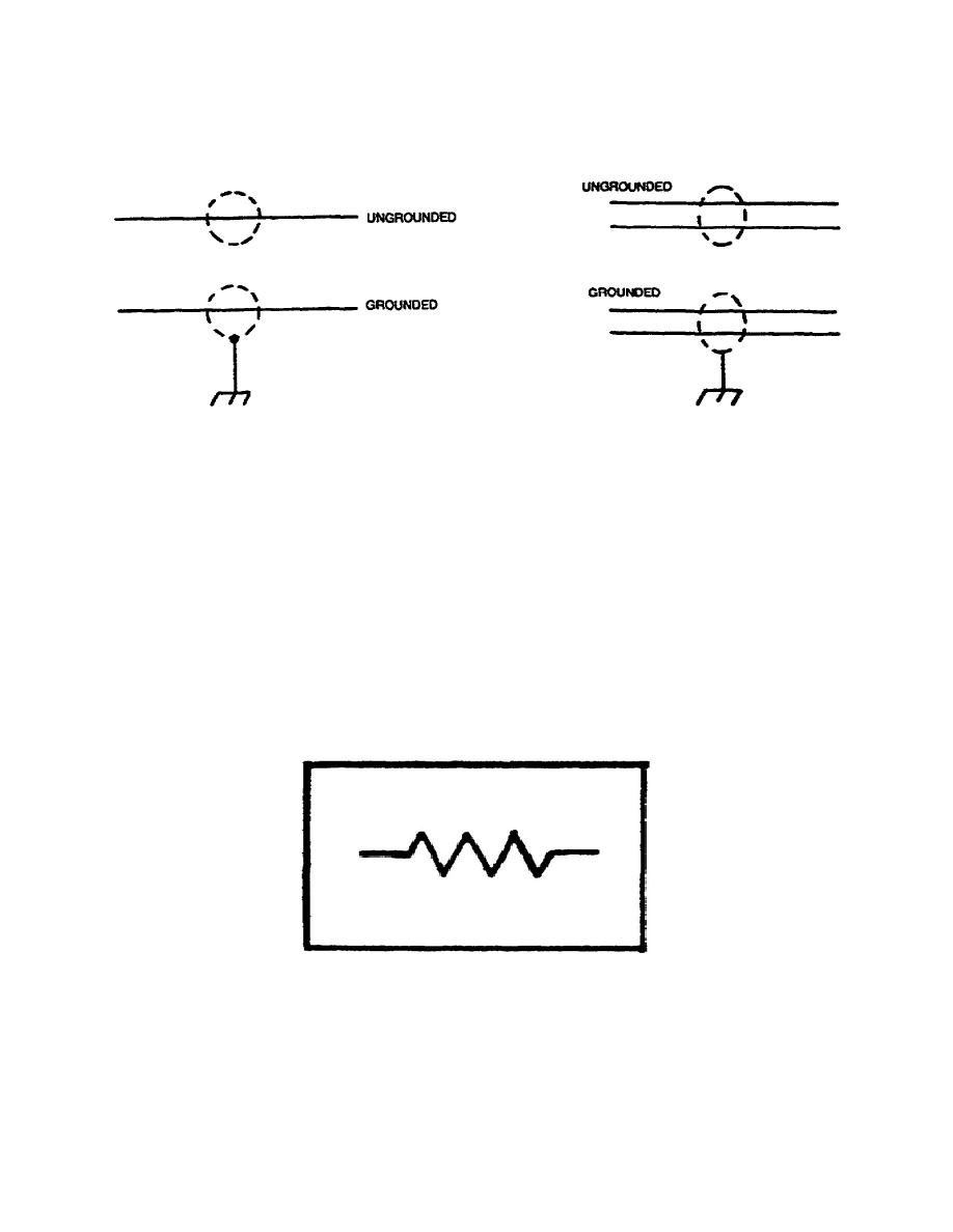 Magnificent schematic symbol for inductor images electrical unusual schematic symbol for inductor images electrical and figure 1 2 shielded conductors ccuart Choice Image